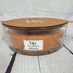 WoodWick 16 oz Pumpkin Butter Candle